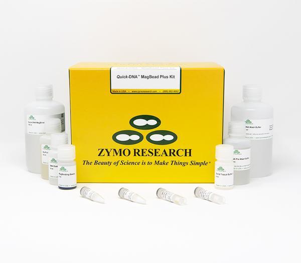 Quick-DNA Magbead Plus Kit