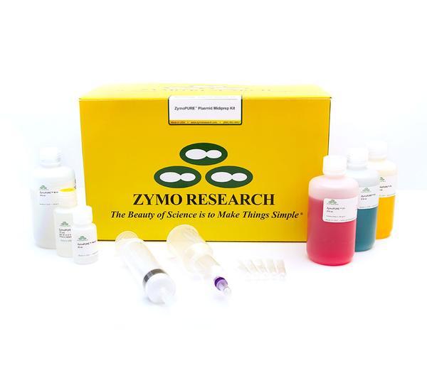 ZymoPURE II Plasmid Midiprep Kit