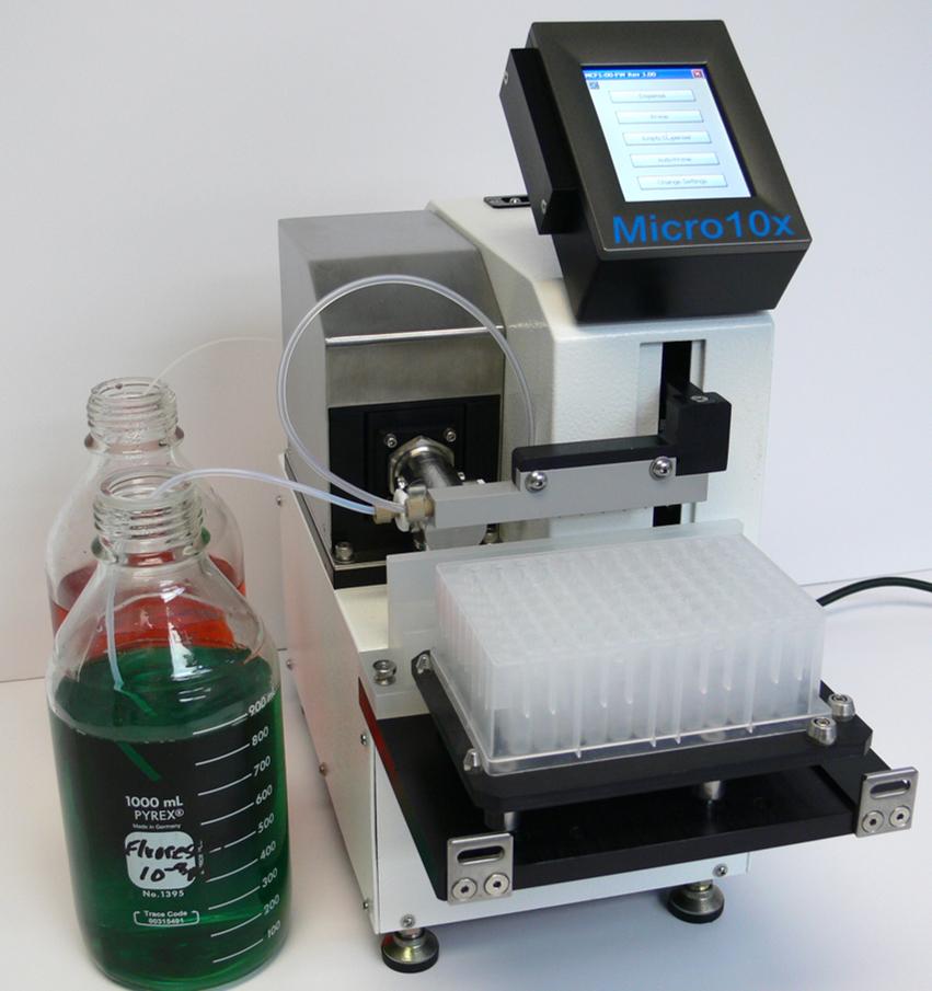 Micro10x Microplate Reagent Dispenser