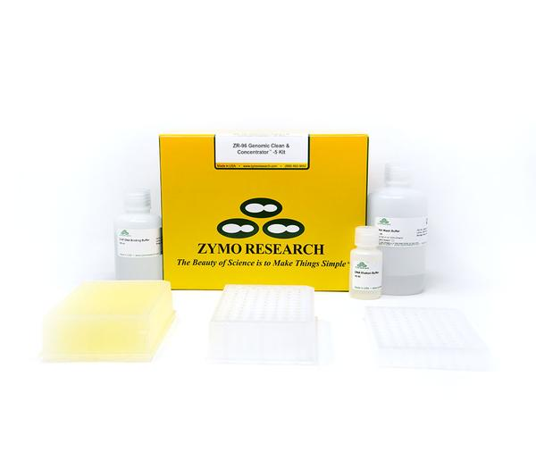 ZR-96 Genomic DNA Clean & Concentrator®-5