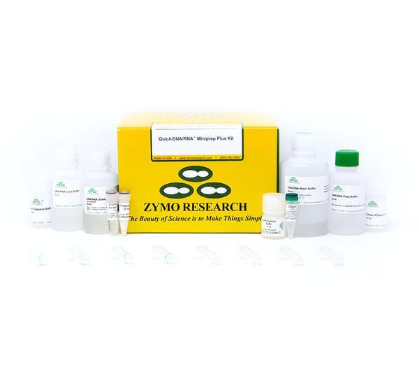Quick-DNA/RNA Miniprep Plus Kit